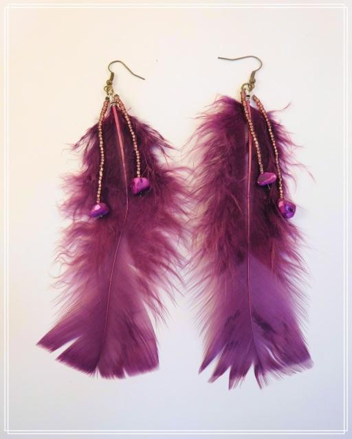 Purple w Beads 1