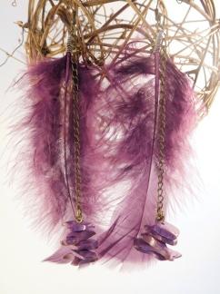 Purple w stones